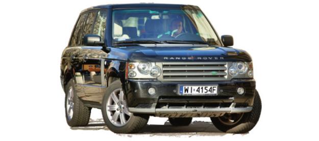 Range Rover /Motor
