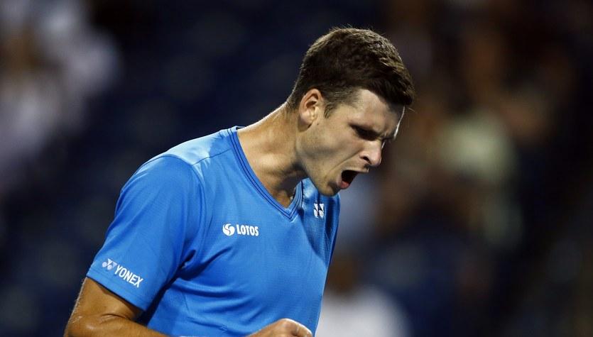 Ranking ATP: Hubert Hurkacz awansuje do czołowej dziesiątki