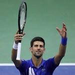 Ranking ATP. Lider Djoković wyrównał rekord Federera, Hurkacz wciąż 30.