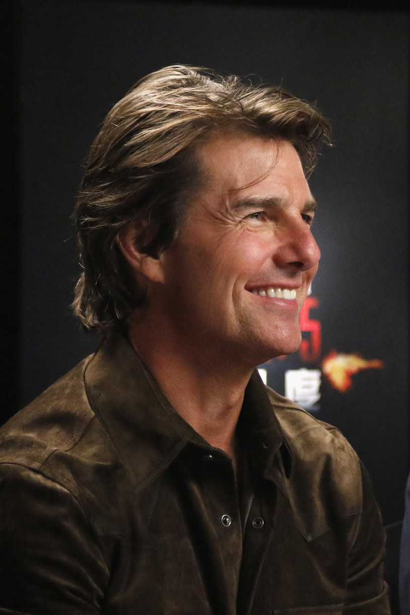 Ranking otwiera Tom Cruise /Kevin Lee /Getty Images
