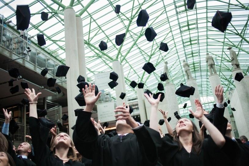 Ranking Perspektywy 2019: Uniwersytet Warszawski przed Uniwersytetem Jagiellońskim /Sylwester Dąbrowski /Reporter