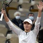 Ranking WTA. Świątek wciąż na 17. miejscu, w czołówce również bez zmian