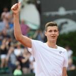 Rankingi ATP. Hubert Hurkacz awansował o 67 miejsc