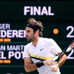 Rankingi ATP. Roger Federer wciąż liderem, 160. miejsce Jerzego Janowicza