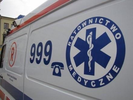 Ranna kobieta została przewieziona do szpitala /RMF