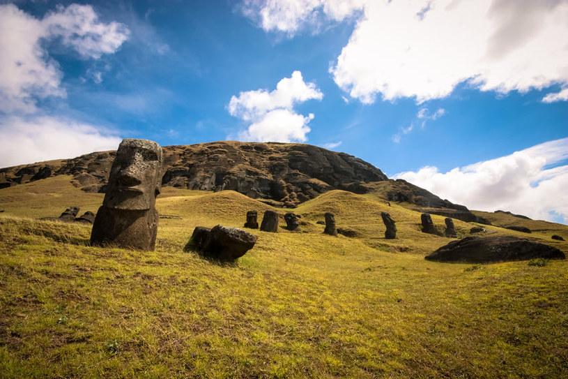 Rapamycyna to lek pochodzący z wyspy Rapa Nui /123RF/PICSEL