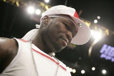 Raper 50 Cent to jedna z gwiazd festiwalu. /AFP