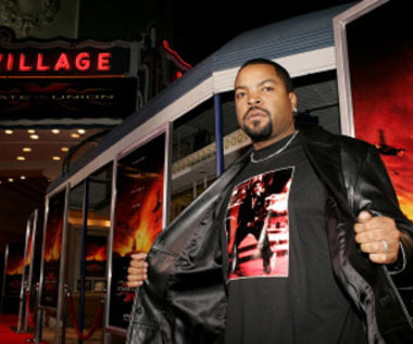 Raper Ice Cube w komedii