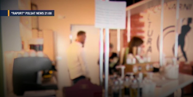 """""""Raport"""" emitowany jest na antenie Polsat News /Polsat News"""
