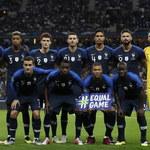Raport FIFA: Francja grała powściągliwie, ale skutecznie
