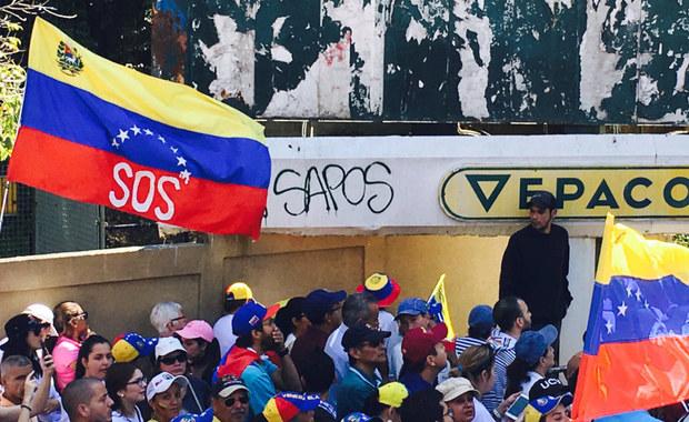 Raport: Kryzys w Wenezueli