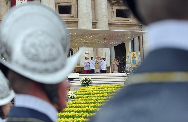 Raport Rady Europy o walce z praniem pieniędzy jest pozytywny dla Watykanu /AFP