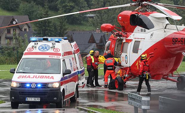 Raport: Tragedia w Tatrach