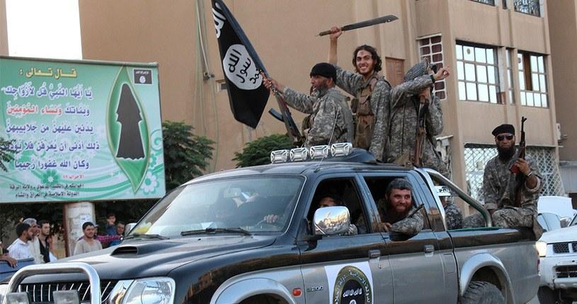 Raqa to bastion i nieoficjalna stolica Państwa Islamskiego /AFP