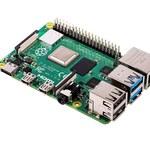Raspberry Pi 4 z nowym procesorem
