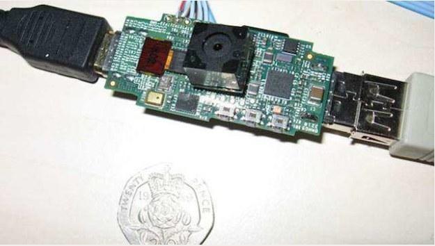 Raspberry Pi ma mieć wielkość karty płatniczej /gizmodo.pl