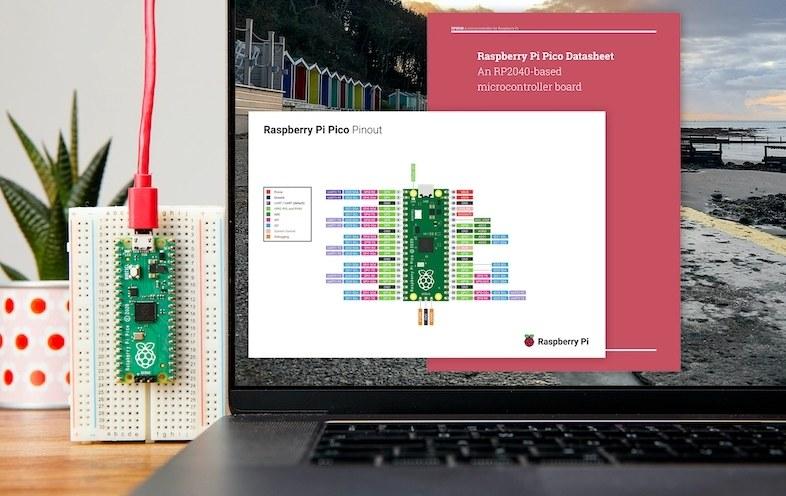 Raspberry Pi Pico /materiały prasowe