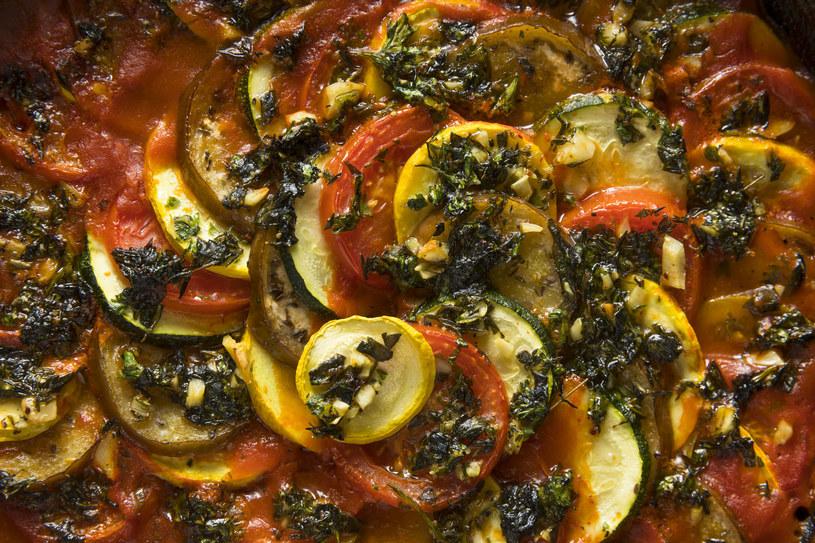Ratatouille to idealne danie w tej diecie /123RF/PICSEL