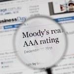 Rating czas na agencję Moody's