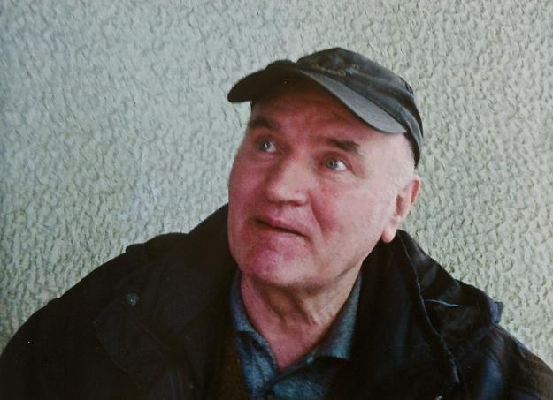 Ratko Mladić /AFP