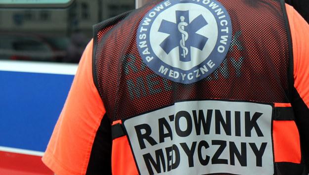 Ratownik medyczny pobity na Polanie Szymoszkowej