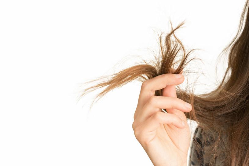 Ratunkiem dla bardzo zniszczonych włosów mogą być zabiegi pielęgnacyjne /123RF/PICSEL