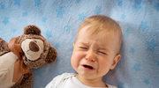 Ratunku, mój malec płacze