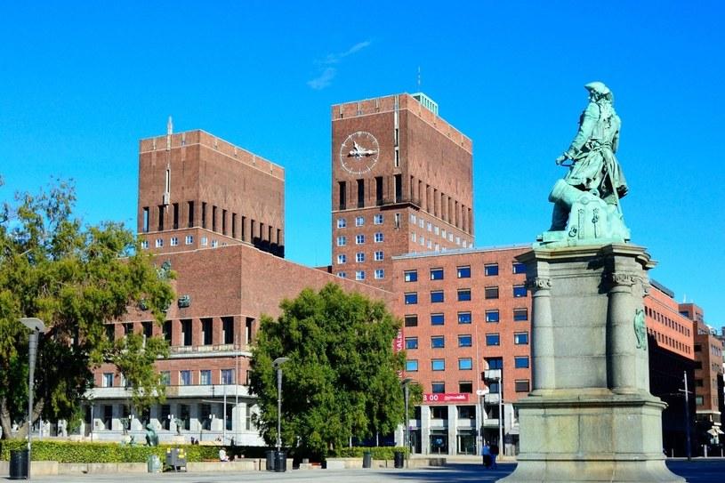 Ratusz w Oslo /123RF/PICSEL