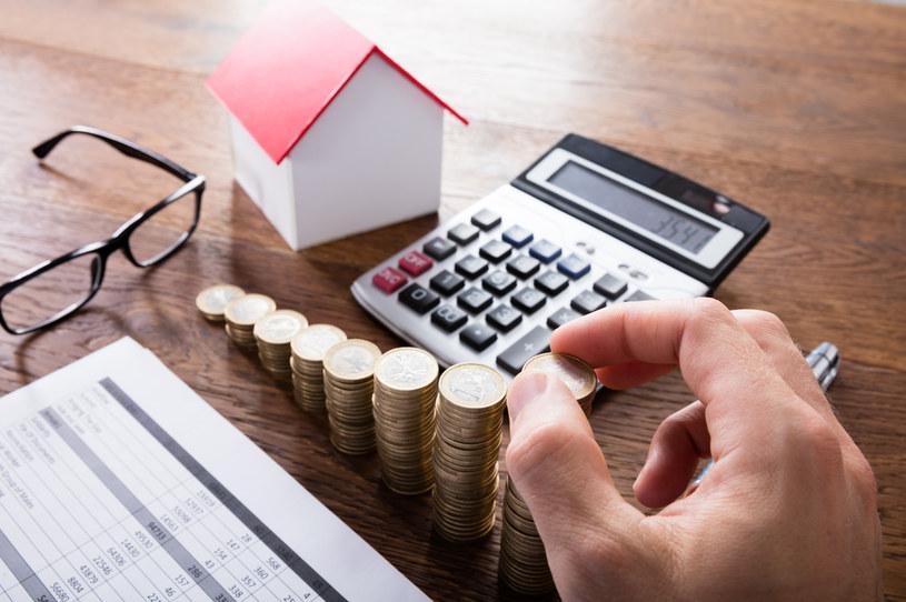 Raty kredytów hipotecznych rekordowo niskie. /123RF/PICSEL