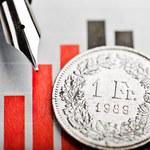 Raty kredytów we frankach niemal najwyższe w historii