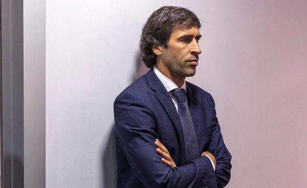 Raul Gonzalez został trenerem rezerw Realu Madryt