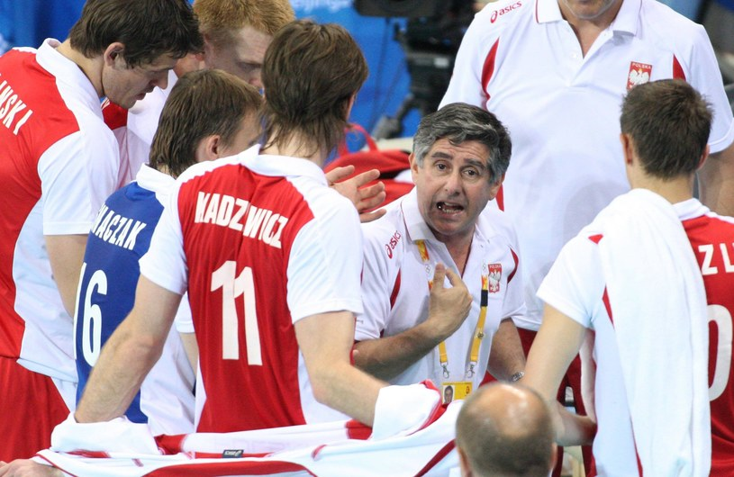 Raul Lozano zdobył z reprezentacją Polski wicemistrzostwo świata w 2006 roku /Fot. Kuba Atys /