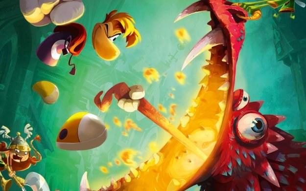 Rayman Legends /materiały prasowe