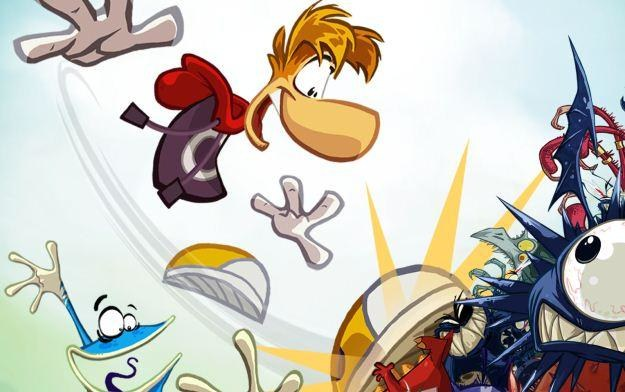 Rayman Origins - fragment pudełka gry /Informacja prasowa