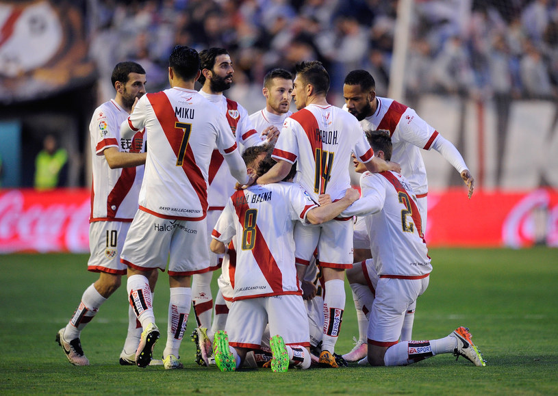 Rayo Vallecano /Getty Images