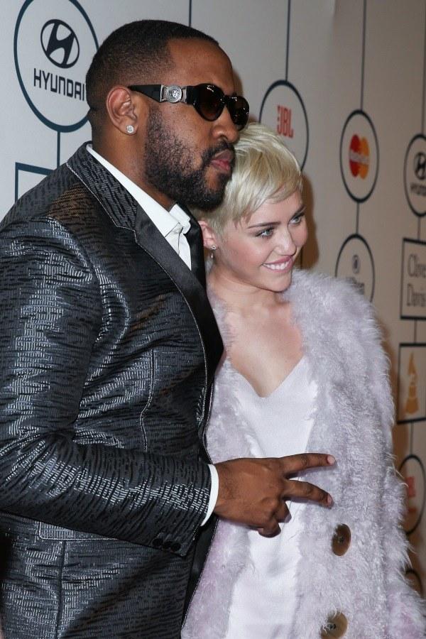 razem na gali rozdania nagród Grammy /Chelsea Lauren /Getty Images