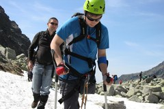 Razem na szczyty! Niepełnosprawni zdobyli Rysy