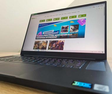 Razer Blade Pro 17 - test laptopa