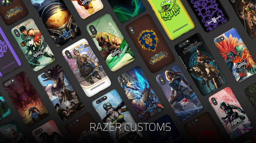 Razer Customs /materiały prasowe