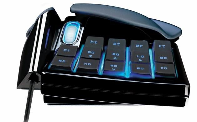 Razer Nostromo - klawiatura i pad w jednym /Informacja prasowa