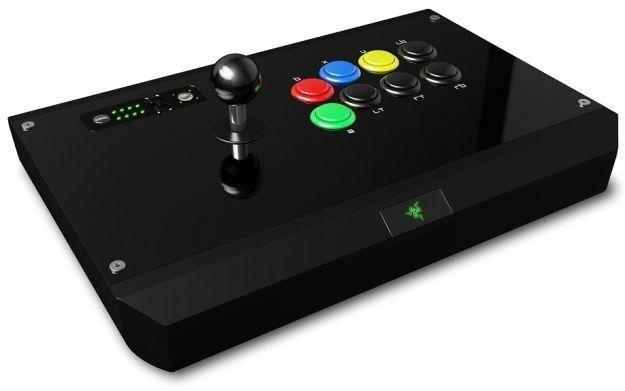Razer przy pomocy graczy chce stworzyć perfekcyjny arcade stick dla konsoli Xbox 360 /Informacja prasowa