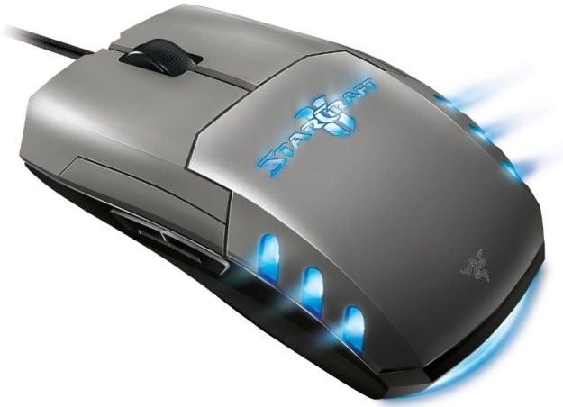 Razer Spectre - myszka nazwana na cześć elitarnych jednostek Terran /Informacja prasowa