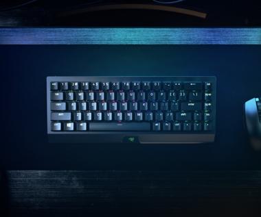 Razer zaprezentował nową klawiaturę BlackWidow V3 Mini HyperSpeed