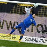 RB Lipsk - FC Augsburg 2-1 w 21. kolejce Bundesligi
