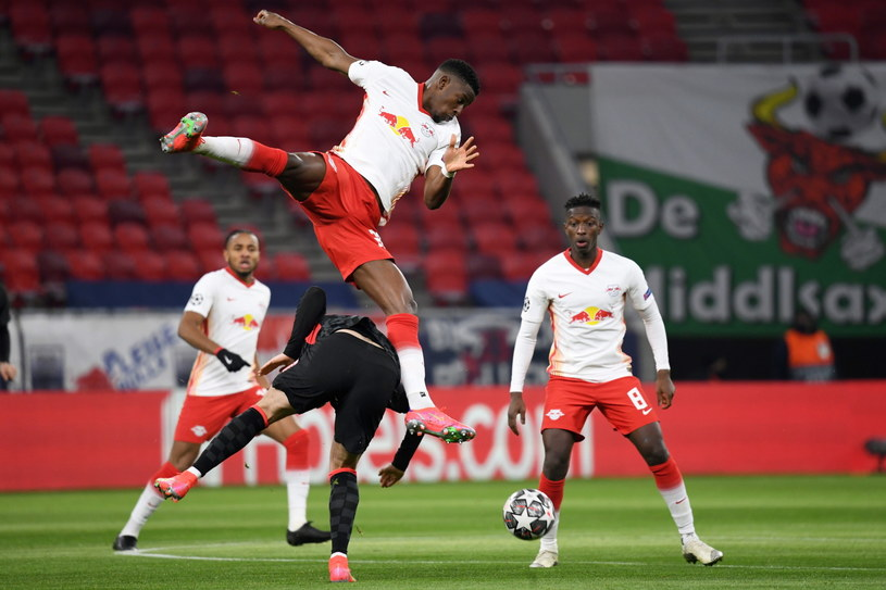 RB Lipsk - Liverpool FC /TIBOR ILLYES /PAP