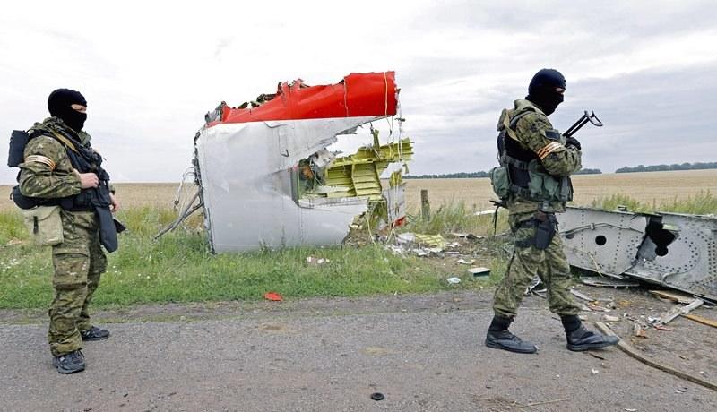 RB ONZ potępiła zestrzelenie malezyjskiego samolotu nad Ukrainą /ROBERT GHEMENT /PAP/EPA
