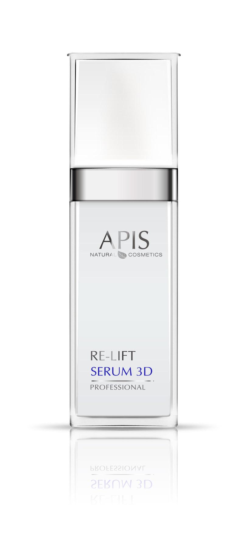 RE-LIFT SERUM 3D /materiały prasowe