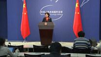 Reakcja Chin na Amerykańskie okręty w Cieśninie Tajwańskiej