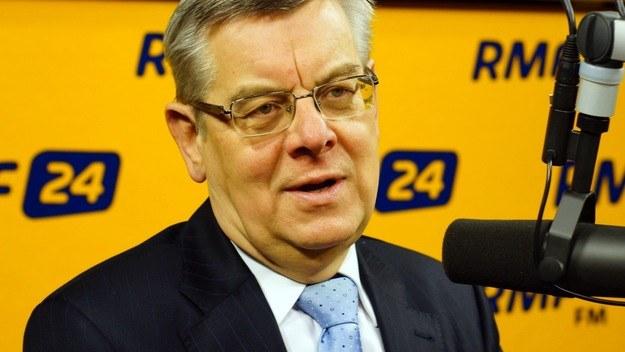 """""""Reakcja przeciwników kandydata Bronisława Komorowskiego świadczy, że to oni raczej są w dużym kłopocie"""" /RMF"""