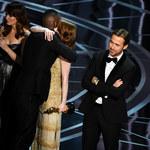 """Reakcje gwiazd """"La La Land"""" na oscarową pomyłkę"""